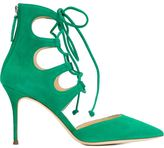 Giuseppe Zanotti Design 'Amelie' pumps - women - Leather/Suede - 40.5