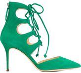 Giuseppe Zanotti Design 'Amelie' pumps - women - Suede/Leather - 40.5