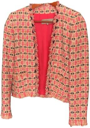Jigsaw Multicolour Tweed Jacket for Women