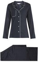 Derek Rose Plaza-print cotton pyjamas