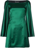 Rosetta Getty wide sleeve short dress