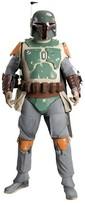 Star Wars Men's Boba Fett Supreme Costume