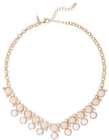 New York & Co. Double-Row Beaded Goldtone Necklace