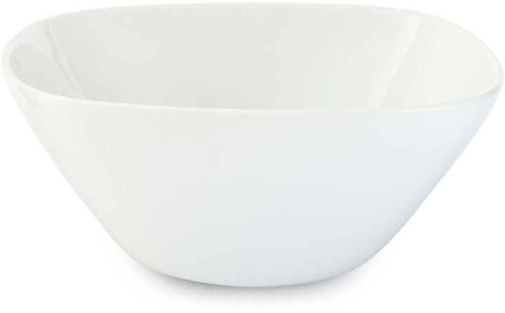 JCPenney JCP Home Collection HomeTM Porcelain Whiteware Square Serving Bowl