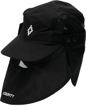 Marcelo Burlon County of Milan County panelled baseball cap