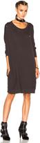 R 13 Dolman Sweatshirt Dress
