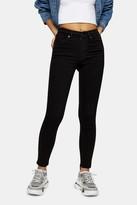 Topshop Black Jamie Skinny Jeans