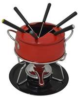 Imusa Global Kitchen Fondue Set - Red - selected by Chef Michelle Bernstein