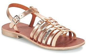 GBB BANGKOK girls's Sandals in Pink