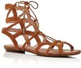 Joie Fynn Flat Lace Up Sandals