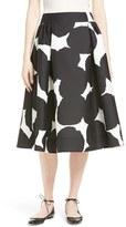 Kate Spade Women's Blot Dot Midi Skirt