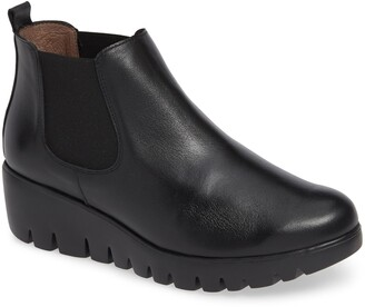 Wonders Slip-On Chelsea Boot