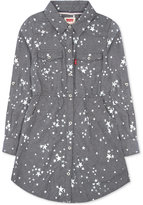 Levi's Denim Shirtdress, Toddler Girls (2T-5T) & Little Girls (2-6X)