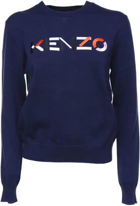 Kenzo Pullover With Logo