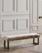 Interlude Home Bernette Kilim Bench