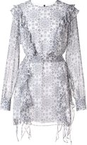 Thomas Wylde 'Summer' dress - women - Silk - L