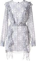 Thomas Wylde 'Summer' dress - women - Silk - XS