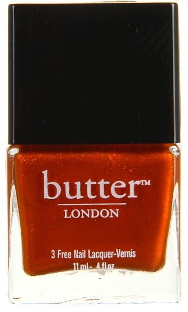 Butter London Shimmer Nail Polish (Brown Sugar) - Beauty