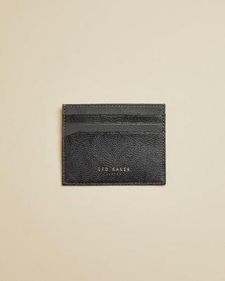 Ted Baker MANGLA Leather jacquard cardholder