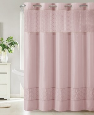 Hookless Downtown Soho 3-in-1 Shower Curtain Bedding