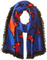Marc Jacobs Stars Stole Scarves