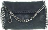 Stella McCartney Black Falabella Mini Shoulder Bag