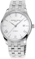 Frederique Constant Stainless Steel Bracelet Watch