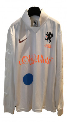 Nike x Off-White White Polyester Tops