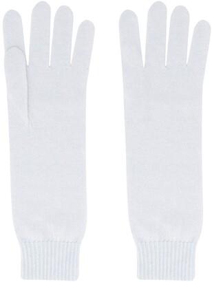 Jil Sander Cashmere Gloves