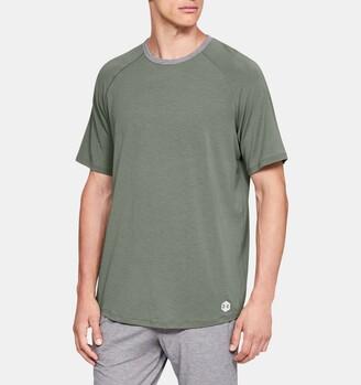 Under Armour Men's UA RECOVER Sleepwear Short Sleeve Crew