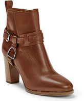 Ralph Lauren Morissey Calfskin Boot