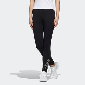 adidas Cotton Mix Sports Leggings