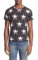 Just Cavalli 'Stardust' Print Cotton T-Shirt