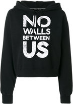 Each X Other No walls between us hoodie