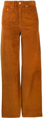 Levi's flared corduroy trousers