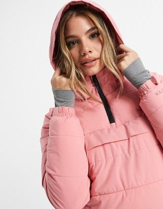 Protest Gaby ski jacket in pink