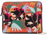 Lizzie Fortunato 'Cuban Hibiscus' clutch - women - Leather - One Size