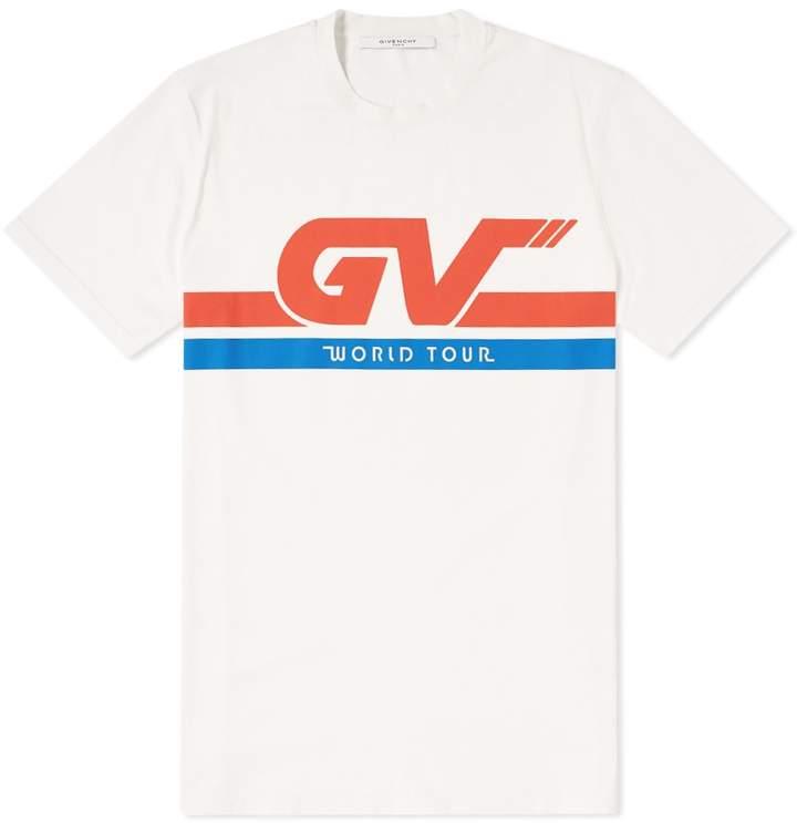 Givenchy GV World Tour Tee