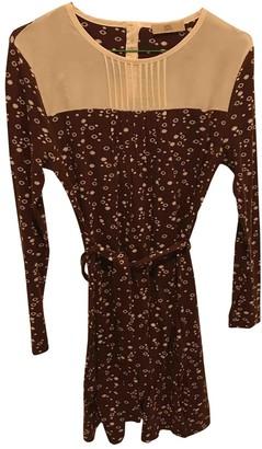 Orla Kiely Brown Cotton Dress for Women