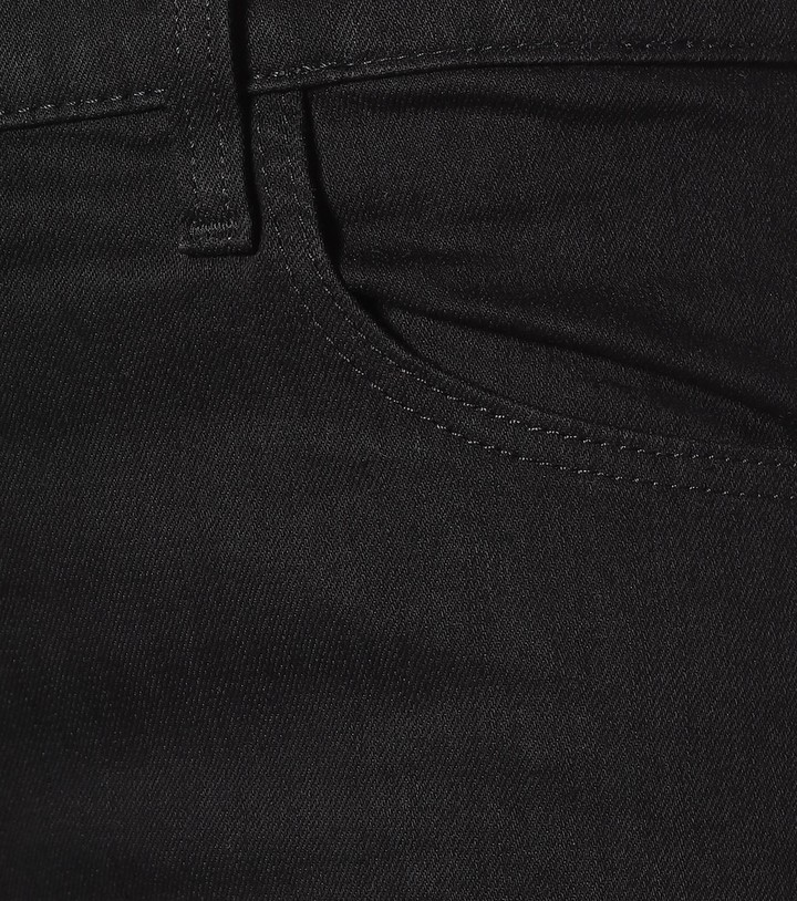 Thumbnail for your product : J Brand Maria high-rise skinny jeans