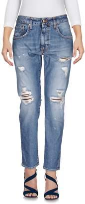 (+) People + PEOPLE Denim pants - Item 42526320NX