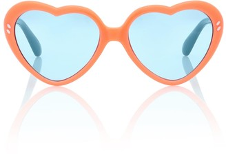 Stella McCartney Kids Heart sunglasses