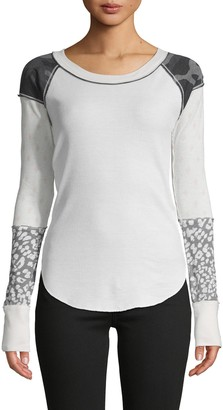 Free People Bright Side Thermal Top