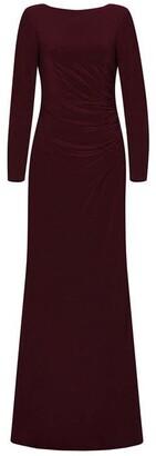 Adrianna Papell AP Sequin Back Dress Ld94