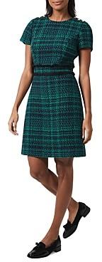 Hobbs London Rosa Tweed Dress