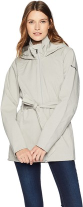 Columbia Women's Plus Size Take to The Streets II Trench