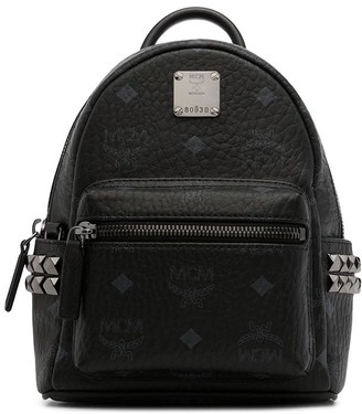 MCM Baby Stark monogram backpack
