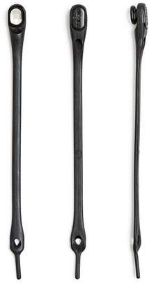Swarovski Hickies Crystal No-Tie Elastic Shoelaces