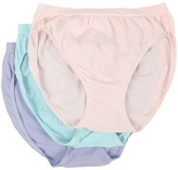 Jockey Comfies Cotton French Cut 3-Pack Women's Underwear