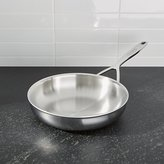"Crate & Barrel ZWILLING ® Demeyere 5-Plus Stainless Steel 9.5"" Fry Pan"
